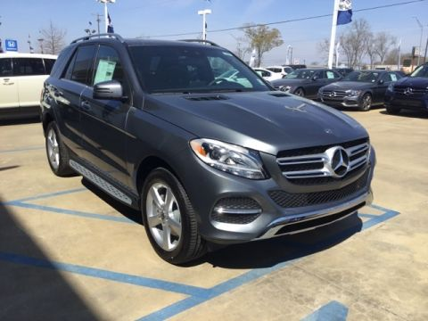 Certified Pre-Owned 2018 Mercedes-Benz GLE GLE 350 RWD SUV
