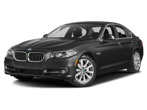 Pre-Owned 2016 BMW 5 Series 535i RWD 4D Sedan